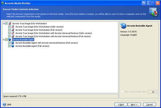 Acronis True Image Echo Server Download