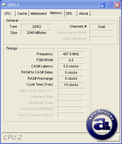 A-DATA Extreme Edition DDR2 800+ 2x1GB Review (Page 9 of 9