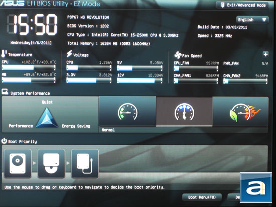 ASUS P8P67 WS Revolution Review (Page 2 of 12) | APH Networks
