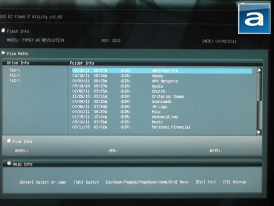 asustek ez flash 2 bios rom utility v336 download