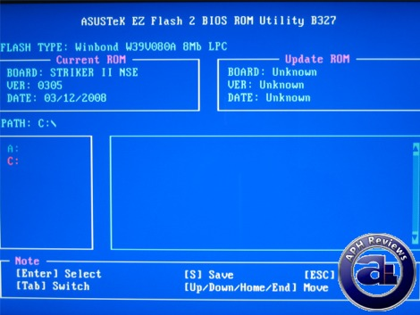 Asus Striker II NSE Review (Page 2 of 12) | APH Networks