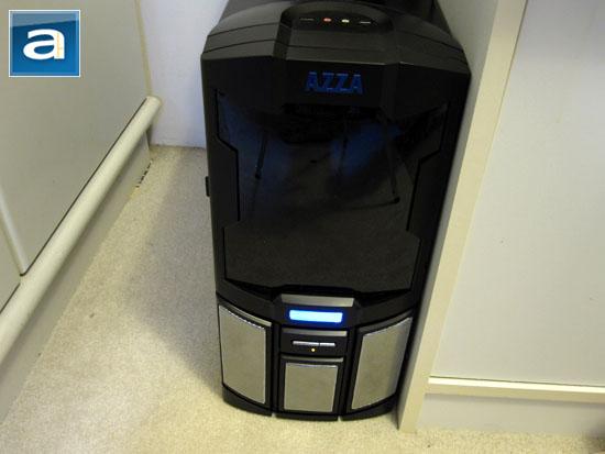 AZZA Spartan 102 computer case