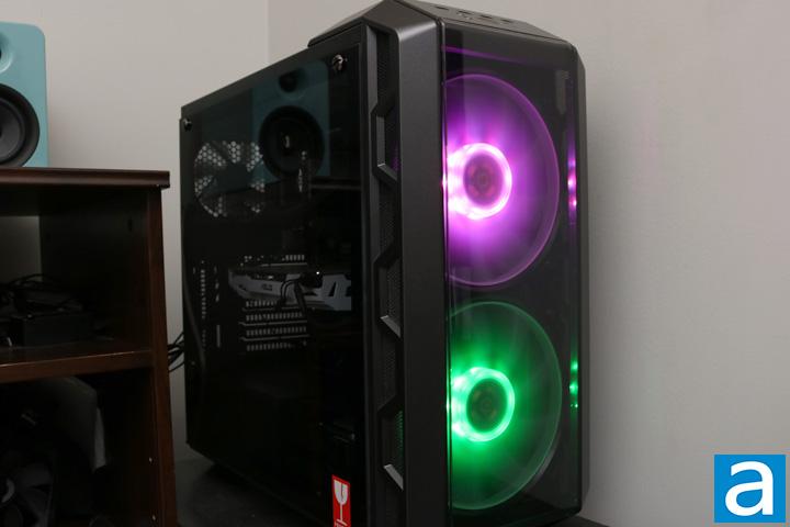 Cooler Master MasterCase H500 Computer Case