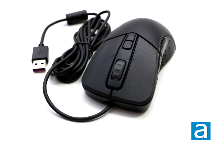 Cooler Master MasterMouse MM531 Optical Mouse