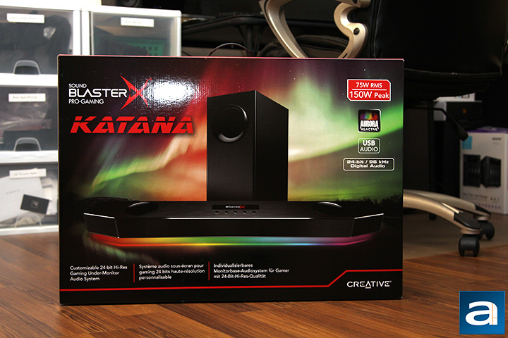 Creative Sound BlasterX Katana Review (Page 1 of 4) | APH Networks