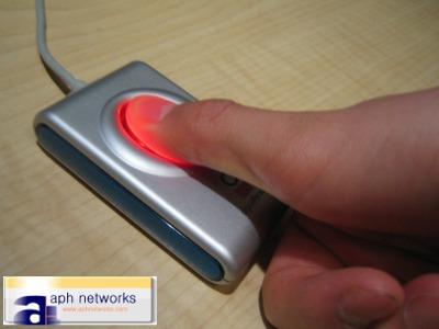 Digital Persona U.are.U 5000 USB Fingerprint Scanner