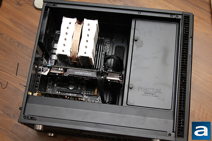 Fractal Design Define R6 Blackout TG Review (Page 4 of 4) | APH Networks
