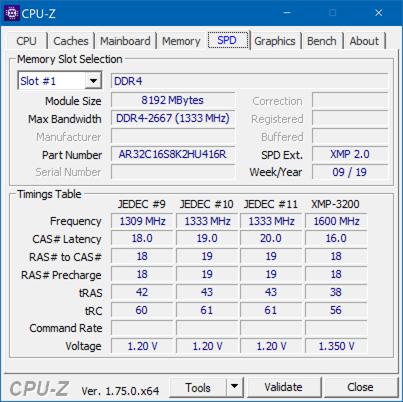 Gigabyte AORUS RGB Memory DDR4-3200 2x8GB Review (Page 1 of
