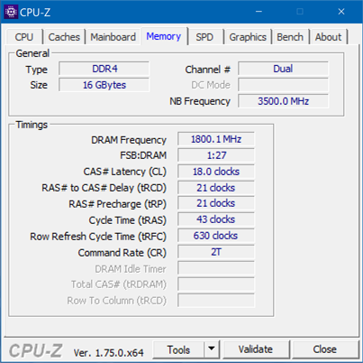 Gigabyte AORUS RGB Memory DDR4-3200 2x8GB Review (Page 10 of