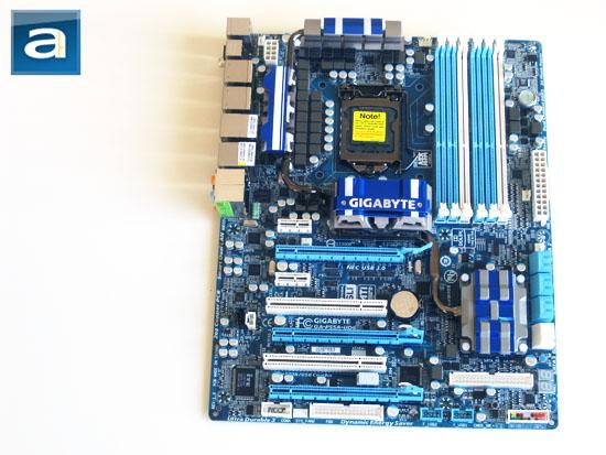 Gigabyte GA-P55A-UD6 motherboard