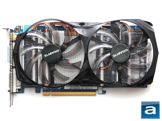 P: Gigabyte GTX560 OC