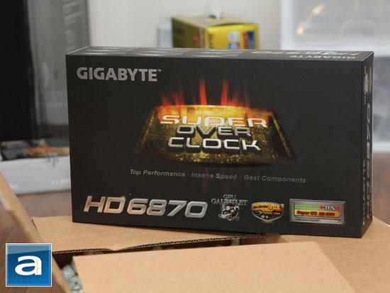 Gigabyte Radeon HD 6870 1GB SOC Graphics Card