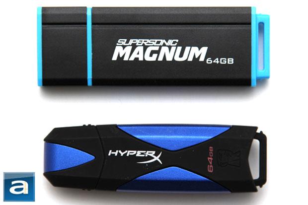 Kingston DataTraveler HyperX 3.0 64GB USB 3.0 Flash Drive