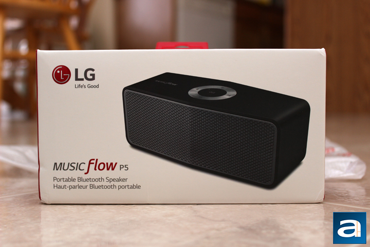 LG Music Flow P5 Review (Page 1 of 4) | APH Networks