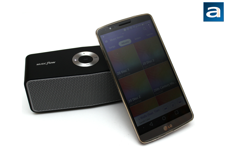 LG Music Flow P5 Review (Page 3 of 4) | APH Networks