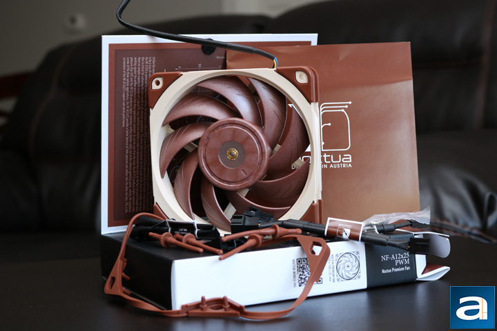 Noctua Nf A12x25 Flx Pwm Uln Review Page 1 Of 4