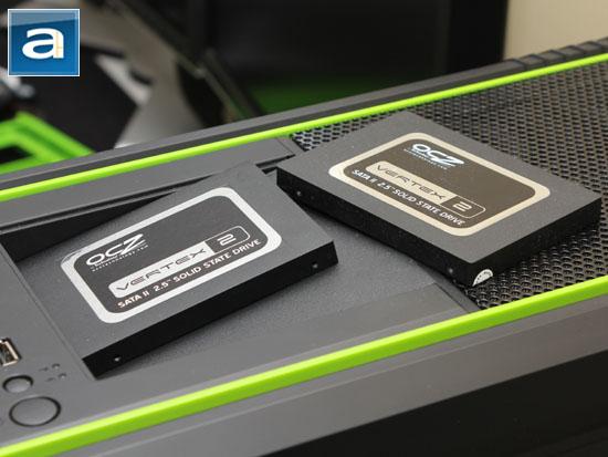 OCZ Vertex 2 160GB 25nm SSD