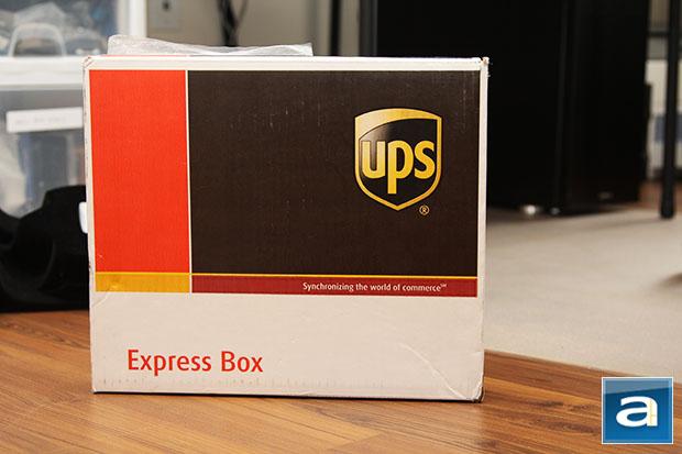 Ups Box - Info
