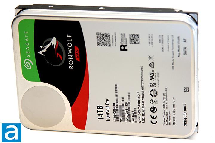 Seagate IronWolf Pro ST14000NE0008 14TB Hard Drive
