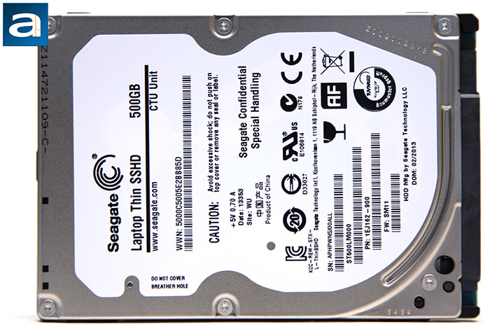 Seagate Laptop SSHD ST500LM000 500GB Review (Page 2 of 10