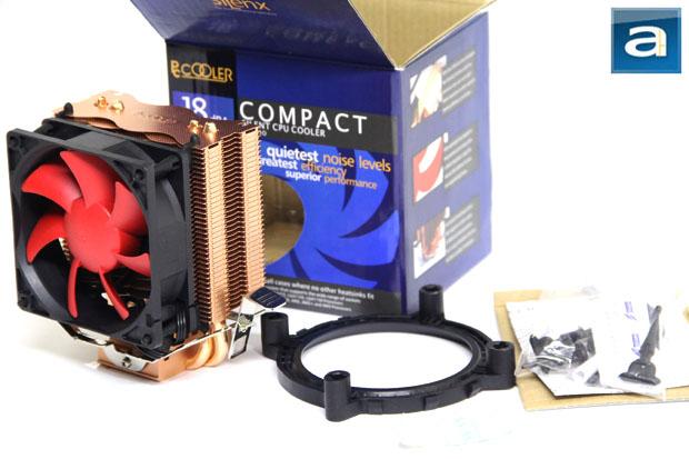 SilenX Effizio EFZ-80HA3 CPU Cooler