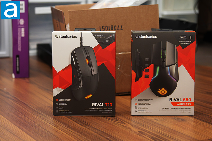 SteelSeries Rival 650 Wireless Review (Page 1 of 4) | APH
