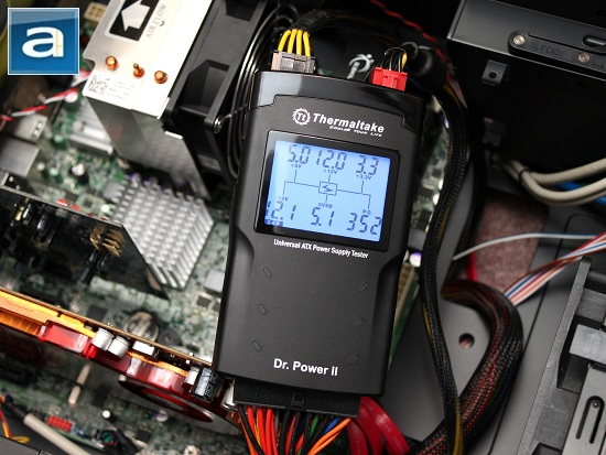Thermaltake Dr. Power II Power Supply Tester