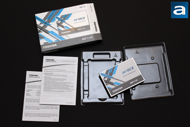Toshiba OCZ TL100 240GB Review (Page 1 of 11) | APH Networks