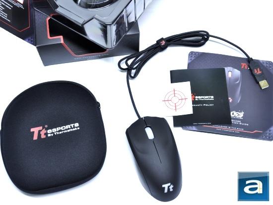 Thermaltake Tt eSPORTS Azurues Optical Mouse