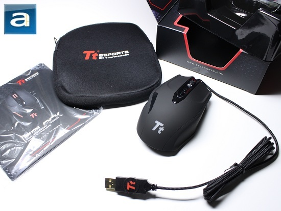 tt esports black gaming mouse software
