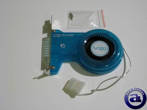 Vizo Propeller II PCI Slot Fan