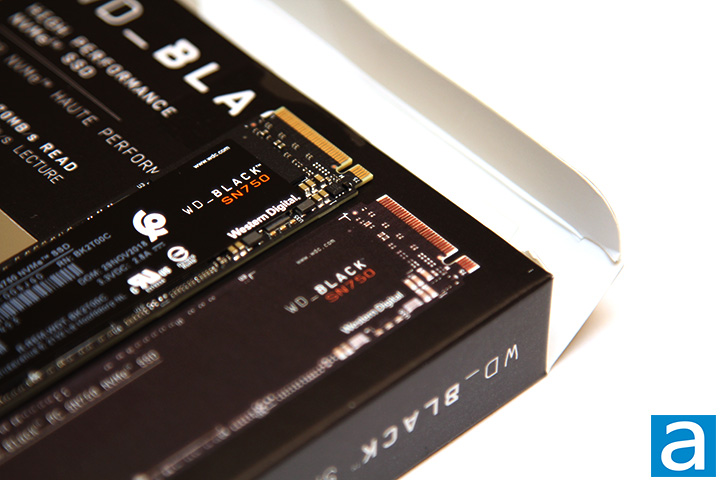 Western Digital Black SN750 NVMe SSD 1TB Review (Page 11 of