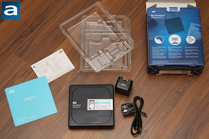 Western Digital My Passport Wireless Pro 2TB Review (Page 1 of 9) | APH Networks