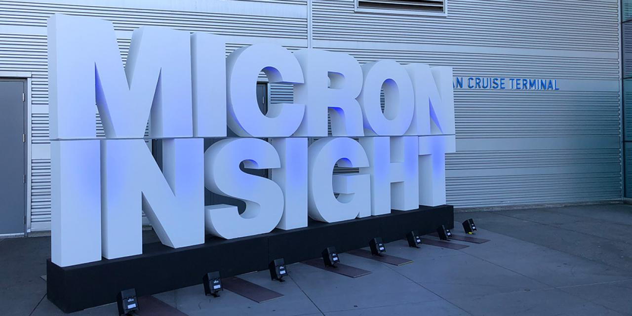 APH Networks at Micron Insight 2019: Intelligence Accelerated