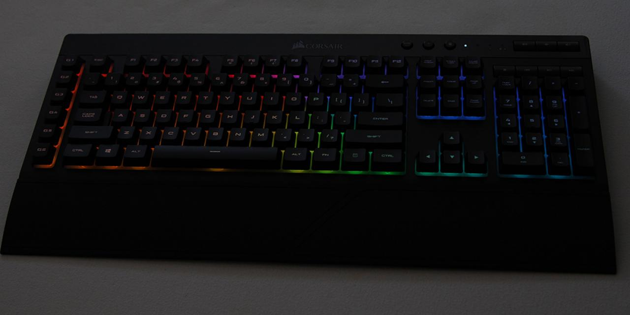Corsair K57 RGB Wireless Review