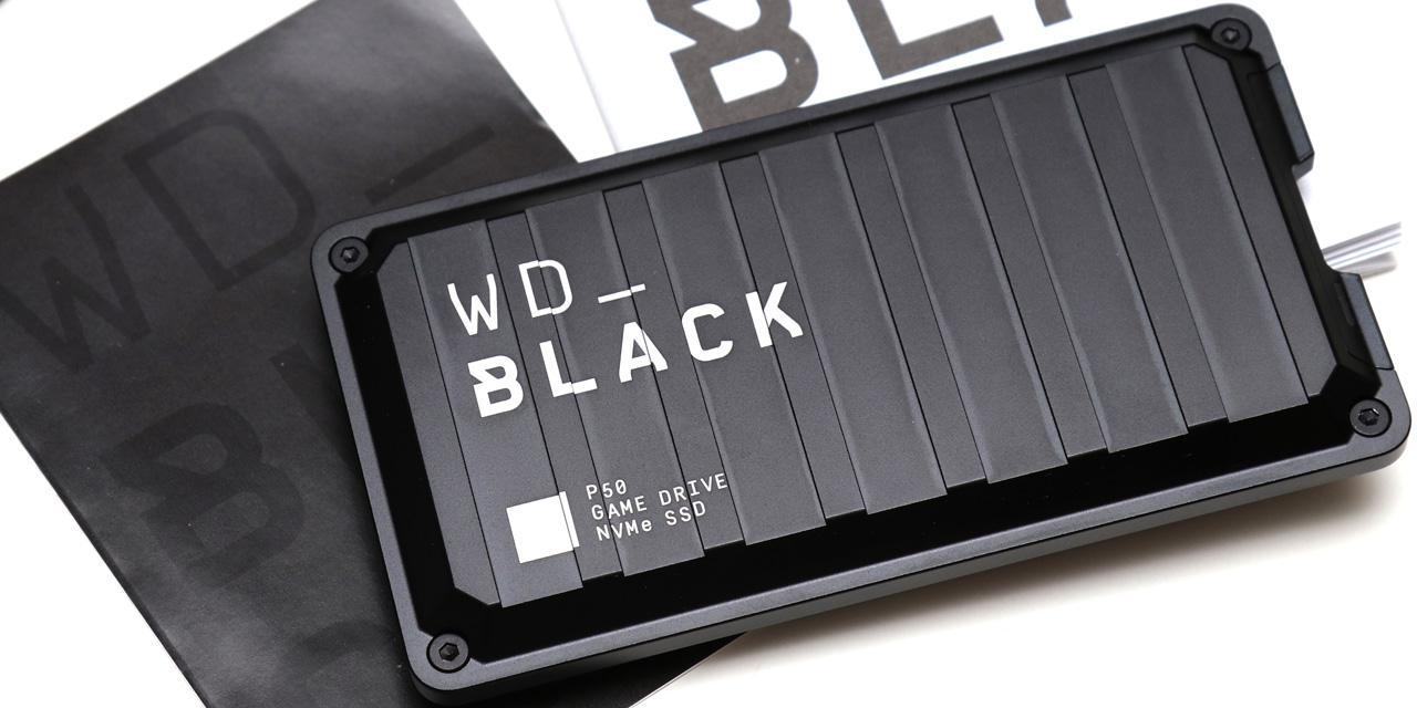 Western Digital Black P50 Game Drive SSD 1TB Review