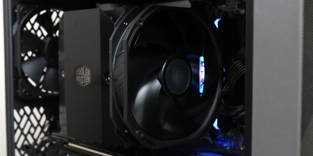 Cooler Master MasterAir MA624 Stealth Review